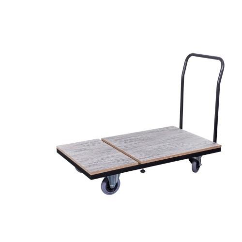 Möbel-Rollwagen eckig