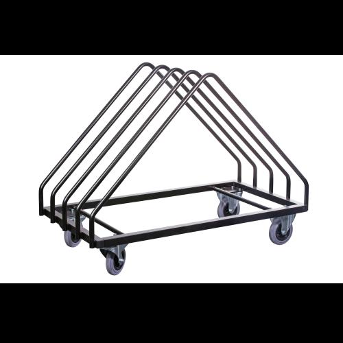 Möbel-Rollwagen rund